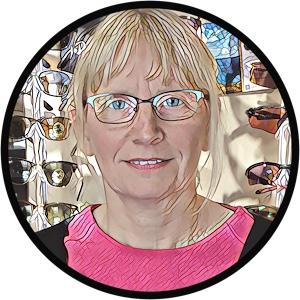June Lockham - Optical Assistant